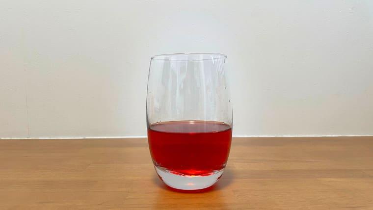美酢の基本的な飲み方:美酢の出来上がり