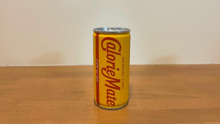 カロリーメイトカフェオレ味(リキッドタイプ)のパッケージ画像オモテ