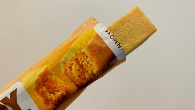 soyjoyスコーンバー味のイメージ表