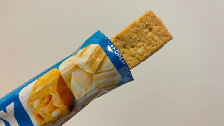 soyjoyマカダミアナッツ味のイメージ表
